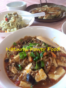 重ね煮を使った中華風料理