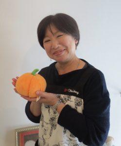 山領松美さん